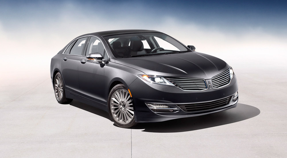 Lincoln MKZ Partners with Aloe Blacc
