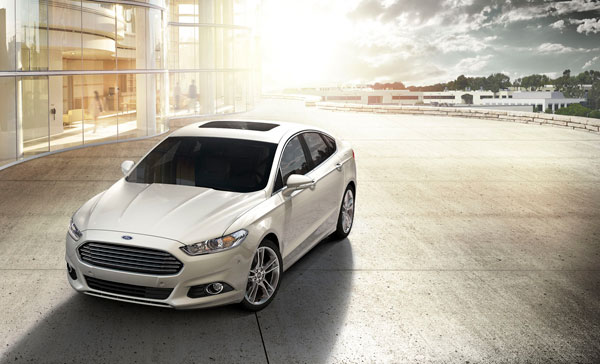 2015 Ford Fusion pricing