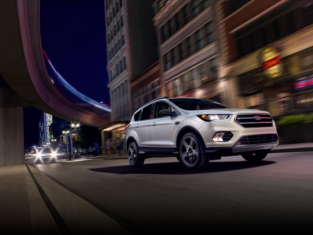 2020 Ford Escape (2019 Escape pictured)