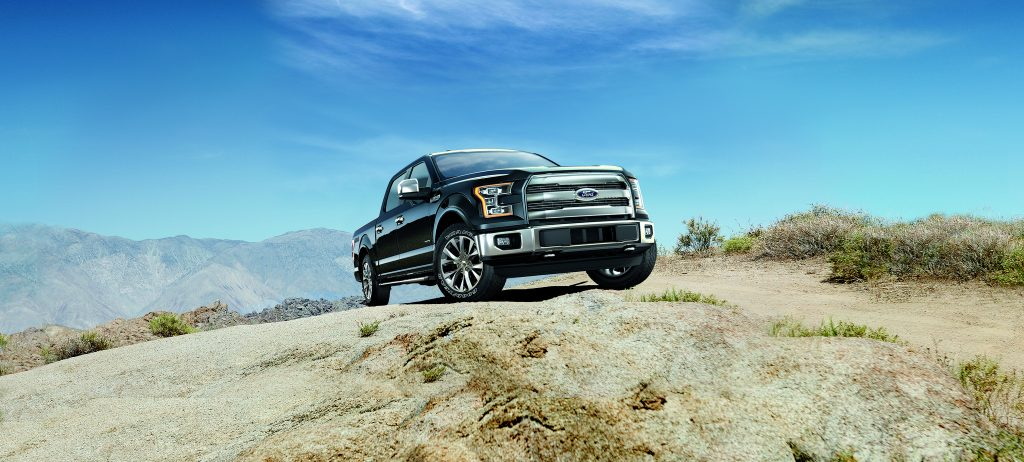 2016 Ford F-150 alternative gas options