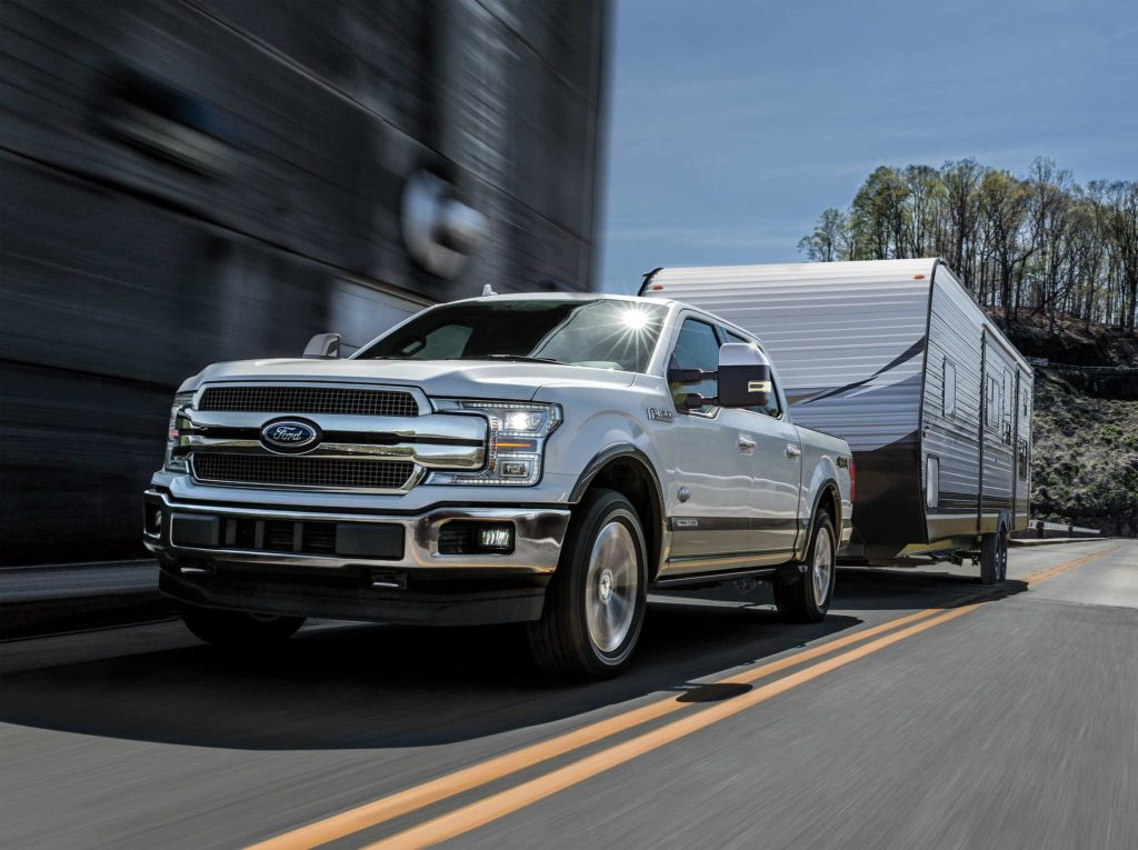All-New 2021 Ford F-150 is Best-in-Class for Towing | Shults Ford
